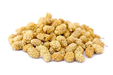 White Mulberries (Organic)