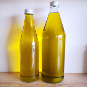 Olive Oil (Local, Organic)