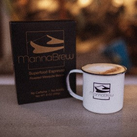 MannaBrew - Mesquite Superfood Espresso