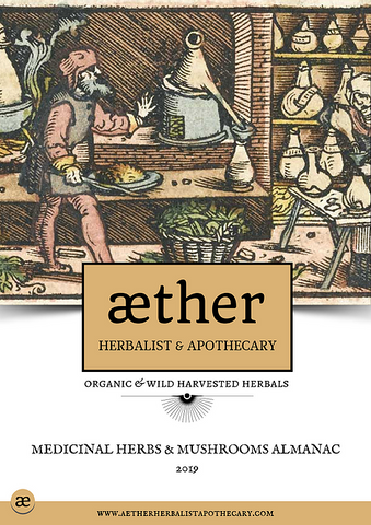 Medicinal Herbs & Mushrooms Almanac by Aether (Free eBook)