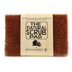 Natural Scrub Pad