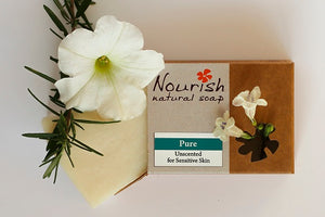 Pure Soap (Fragrance Free)