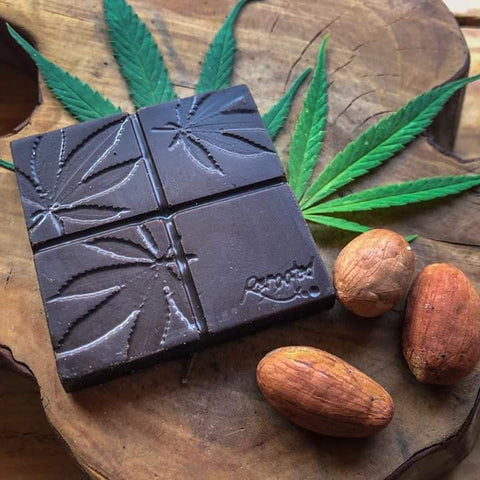 Thrive CBD Chocolate Bar