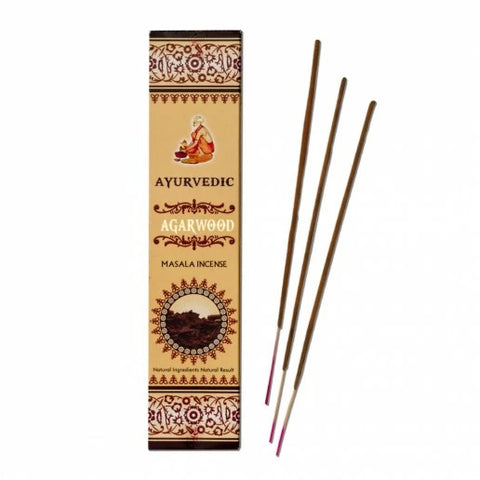 Ayurvedic Agarwood (Masala Incense)