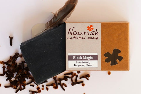 Black Magic Soap