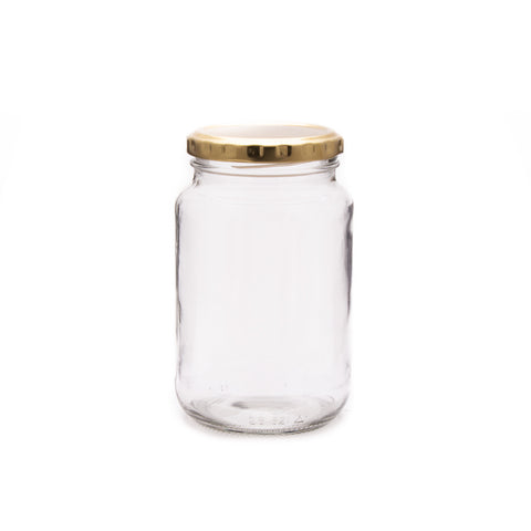 375ml (150g) Glass Jar