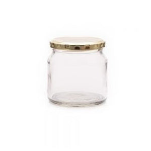 250ml (100g) Glass Jar