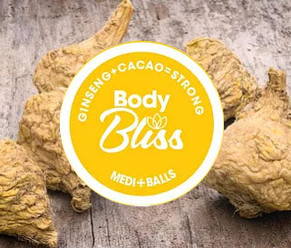Body Bliss Ball (with Maca)