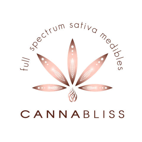 Canna Bliss Rose Gold Chocolate Bar (Sativa Δ9)
