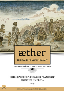Edible Weeds & Pioneer Plants of Southern Africa by Aether (Free eBook)