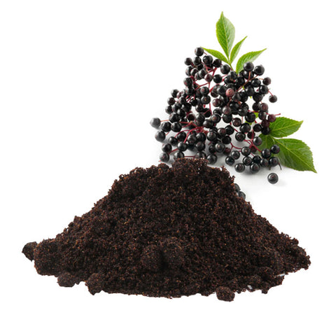 Elderberry Powder (Organic)