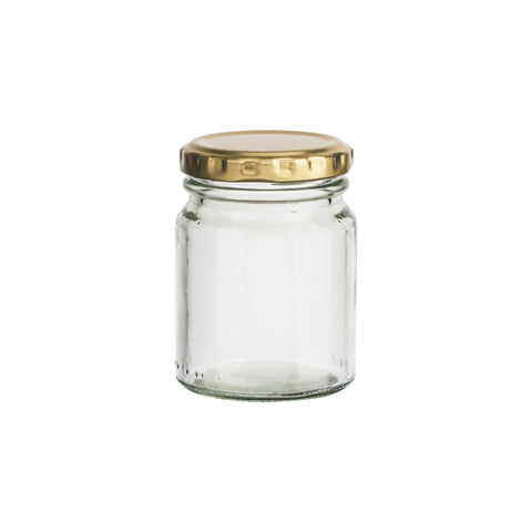 125ml (50g) Glass Jar