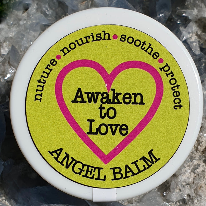 Angel Balms - Crystal Energised Body and Soul Healing Balms