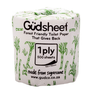 Forest Friendly Toilet Paper by Güdsheet