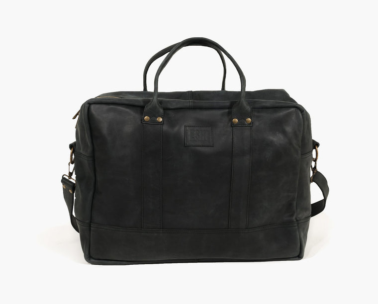 GERALTA WEEKEND BAG / BLACK