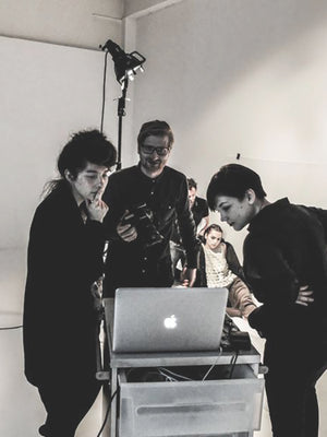 MAKING OF SHOOTING AW14