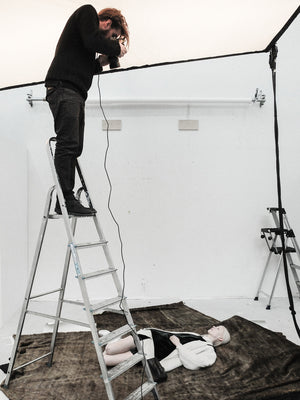MAKING OF SHOOTING AW15