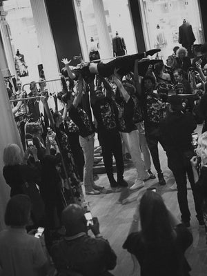 BERENIK BOUTIQUE & TALENTHOUSE N.Y. - OPENING CEREMONY