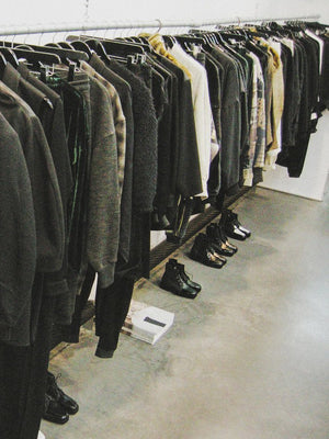 PARIS FASHION WEEK - SHOWROOMROMEO - AW15