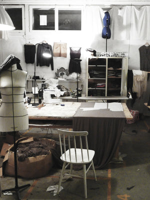 SPRING/SUMMER 13 - WORK IN PROGRESS - STUDIO ST.GALLEN SWITZERLAND