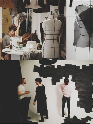 WORK IN PROGRESS FOR AUTUMN/WINTER 13