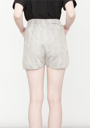 SHORTS - DENIM light grey washed - BERENIK