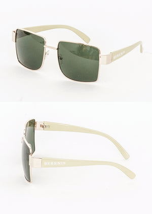 SUNGLASSES GREEN
