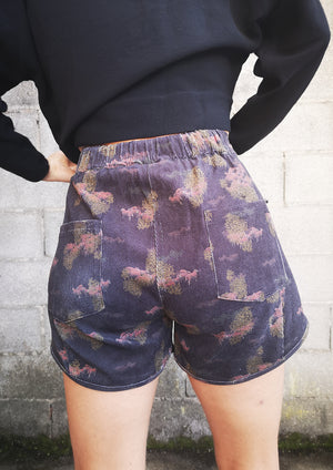 LIMITED EDITION - SHORTS - CORD printed - BERENIK