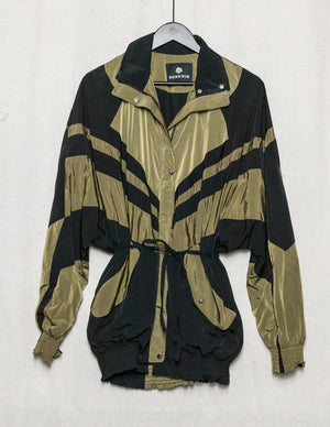 SAMPLE - JACKET WATER REPELLENT - gold/black