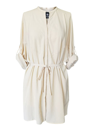 BLOUSE/DRESS/CARDIGAN - creme