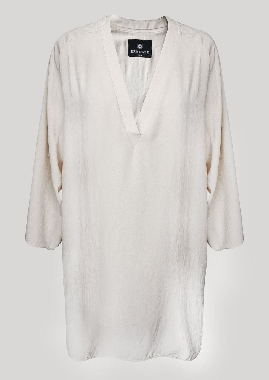 SHIRT/DRESS - creme - BERENIK