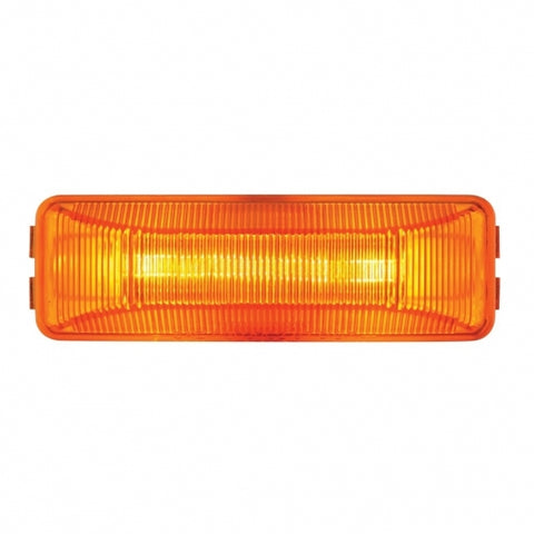Rectangular Clearance/Marker Light - Amber