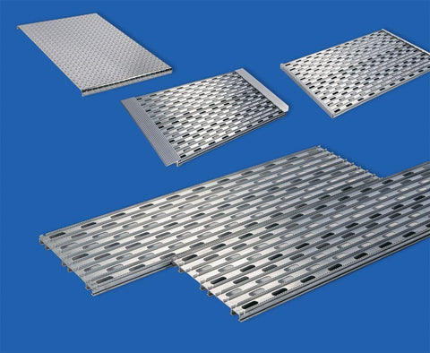 "24"" Diamond Plate Deck Cover"