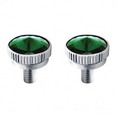 6mm C.B. Mounting Bolt - Green Diamond (2 Pack)
