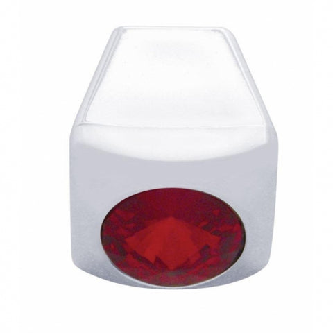 A/C Slider Control Knob - Red Diamond