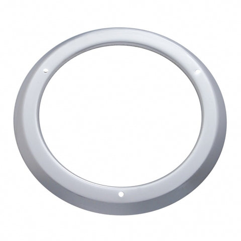 "4"" Stainless Light Bezel"