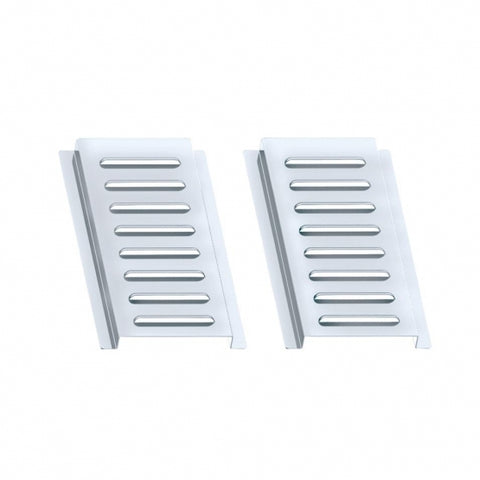 Stainless International ProStar/LoneStar Louvered Vent Covers