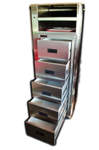 Peterbilt Multi-Drawer Storage Kit