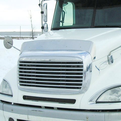 Hoodshield Bug Deflector for Freightliner Columbia