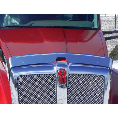 Kenworth T680 Hoodshield Bug Deflector (2013+)