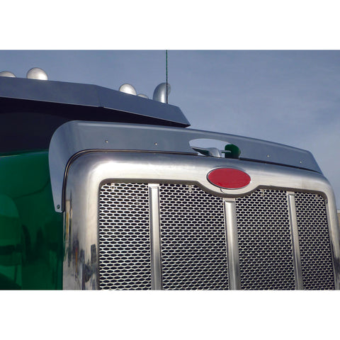 Hoodshield Bug Deflector for Peterbilt 567 (2013+)