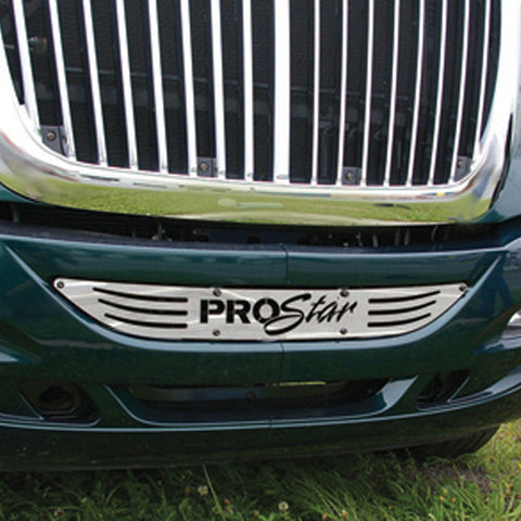 International ProStar Logo Bumper Insert