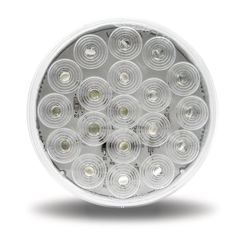 "4"" White Back-Up LED (19 Diodes)"