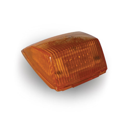 AMBER MARKER LED SQUARE CAB LIGHT