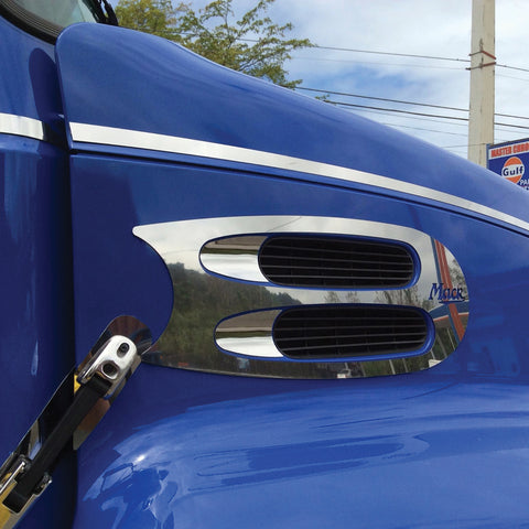 Mack Vision & Pinnacle Air Intake Trim