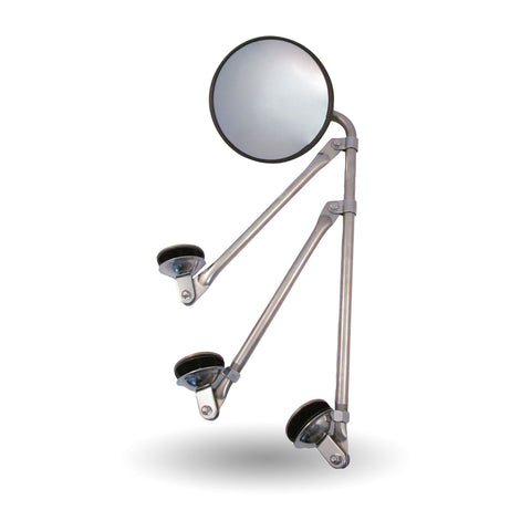 "STAINLESS STEEL TRIPOD FOR 8"" CONVEX MIRROR"