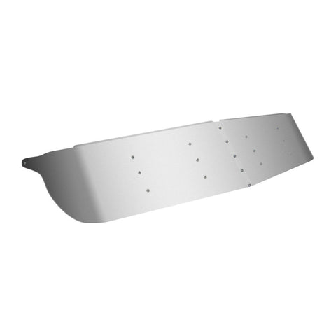 "KW. 14"" Curved Glass Sunvisor"