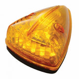 13 LED Pick-Up/SUV Cab Light - Amber LED/Amber Lens