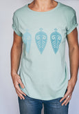 Thrive Together Tee - Mint