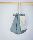Muhra Shopper Tote Bag - Meadow Green